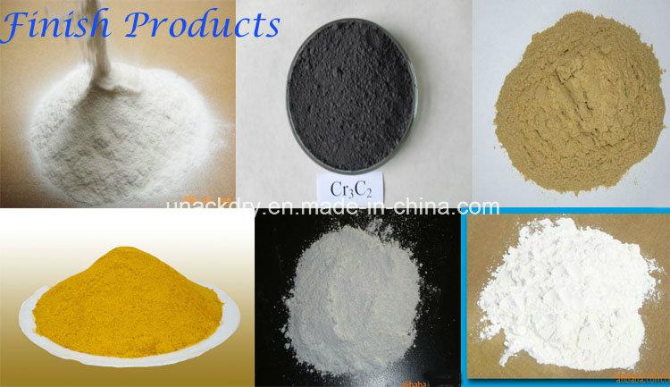Spin Flash Dryer for Mirabilite/ Aphthitalite/Sodium Sulfate Natrii Sulfas
