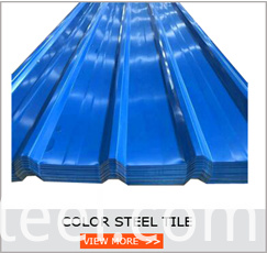 color roof tile