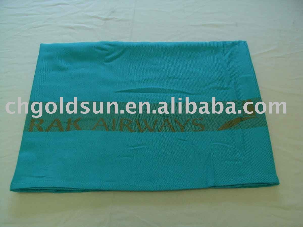 Soft Disposable Airline Blanket