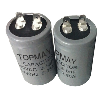 Metallized Polypropylene Film Capacitor Cbb60