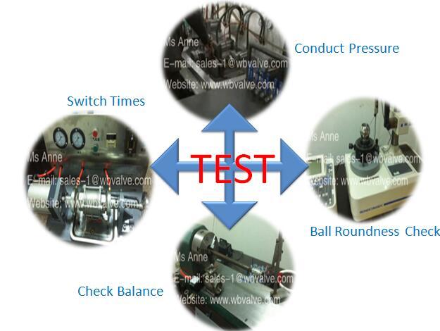 2PC Korea Type Stainless Steel Medium Pressure Float Ball Valve