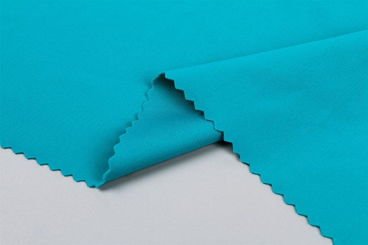 Polyester Jersey Knit Fabric