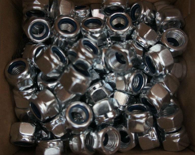 in-Stock Sales DIN985 Nylon Lock Nut