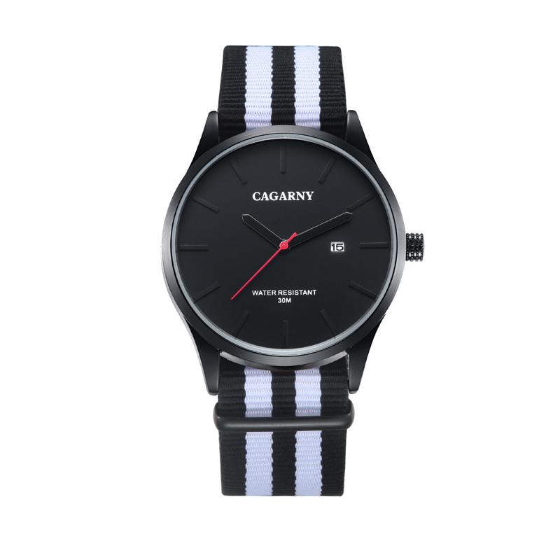 Fashion Wristwatch Nano Fabric Band