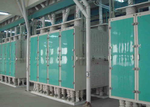 Maize, Corn Flour Mill Plant/Flour Producing Line