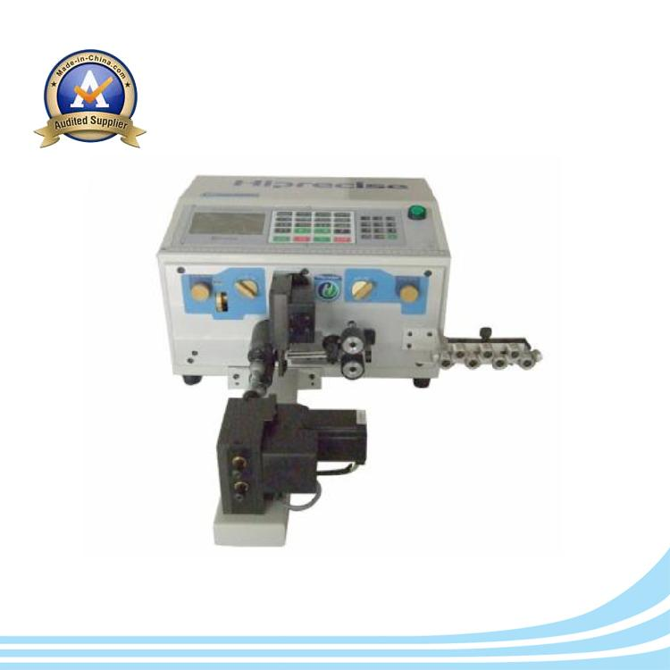 Electric Double Wire Twisting Cutting and Stripping Machine with SGS