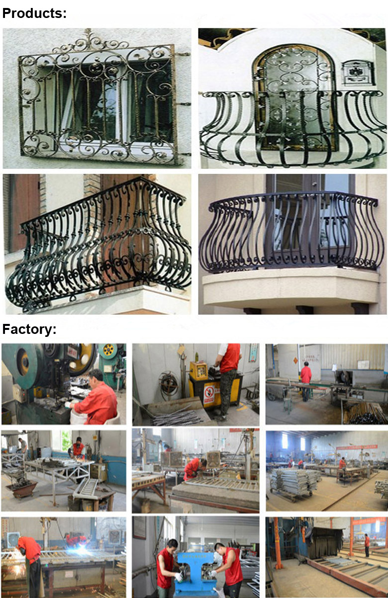 Simple Decorative High Quality Safety Handrail