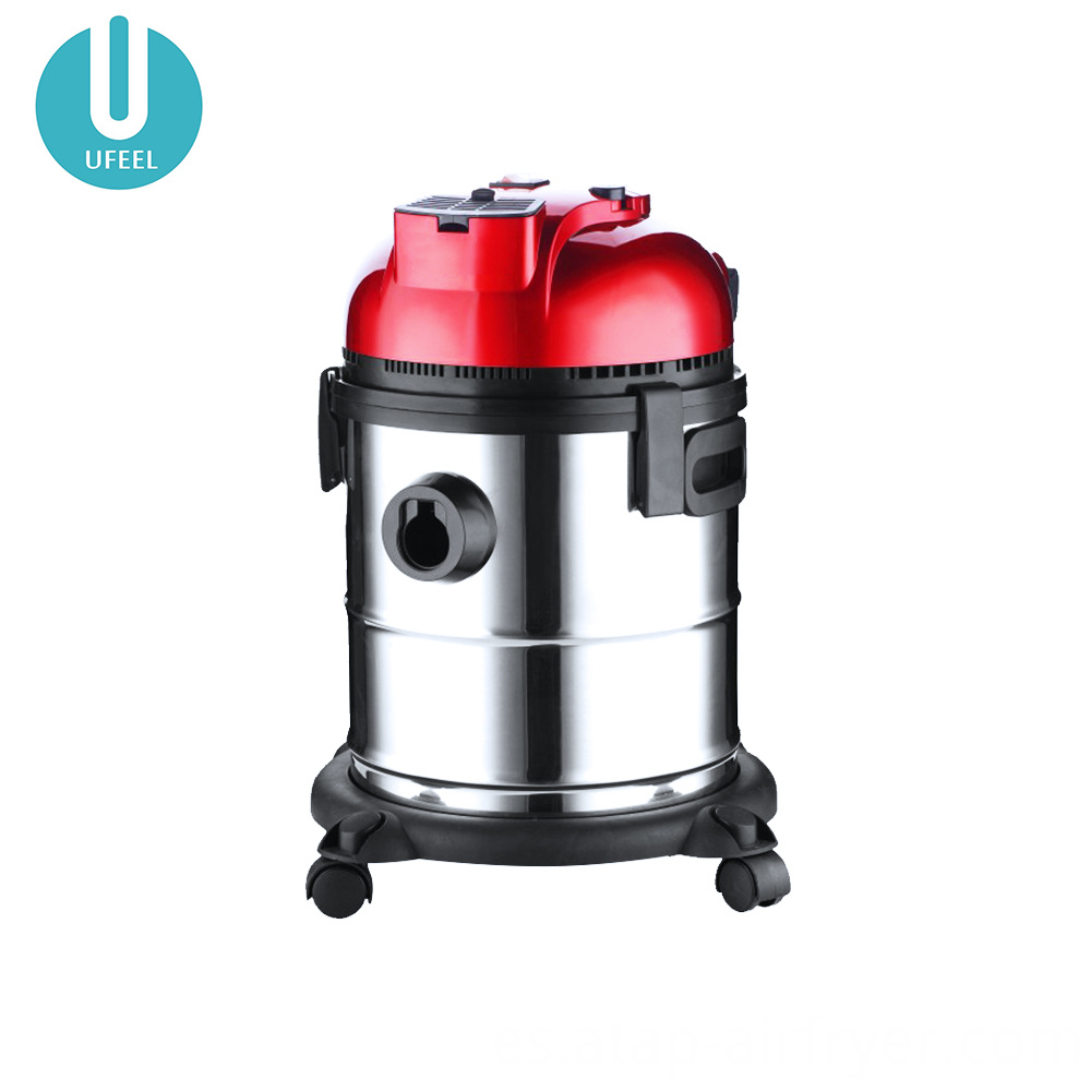 Professional Stainless Steel Wet And Dry Vacuum Cleaner