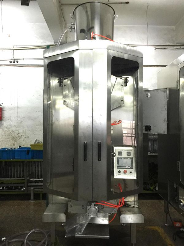 HP7500 Big Volume Liquid Bag Automatic Packing Machine for 10liter Water