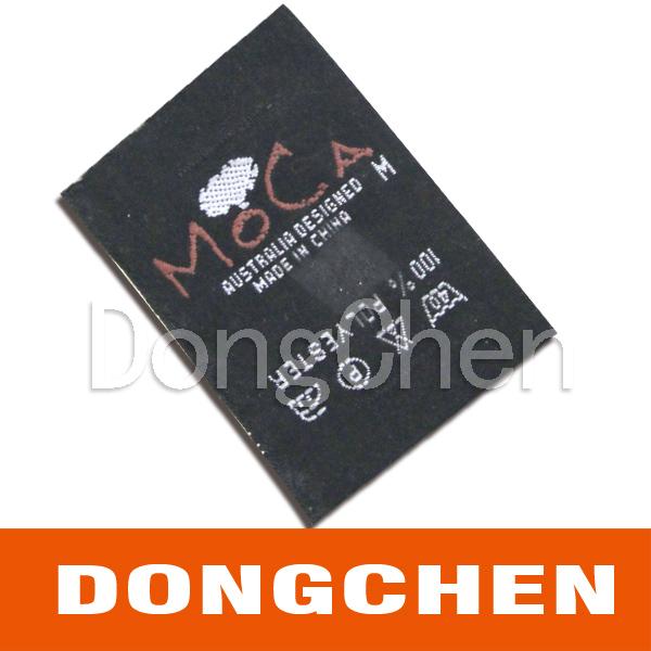 New Design Garment Clothing Bag Text Cotton Woven Label