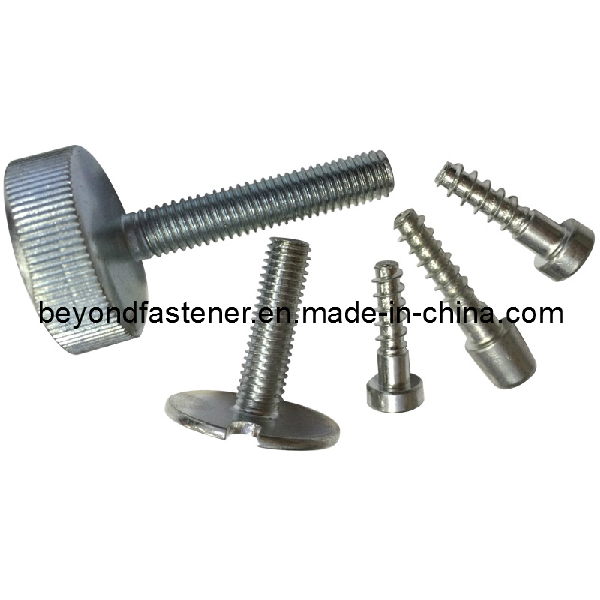 Machine Screw Machine Bolts Serration Bolts