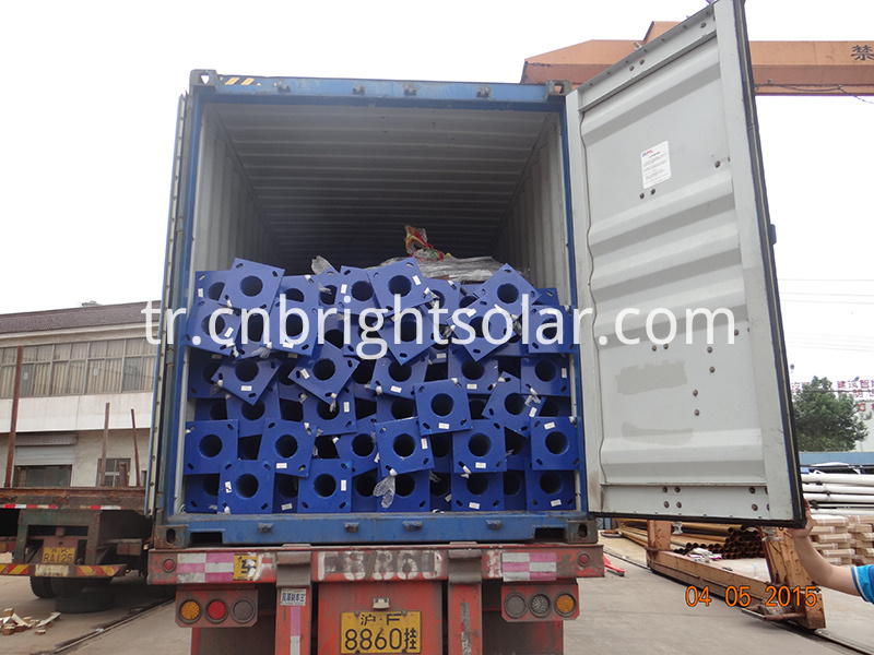 Solar Street Light Packing Pictures