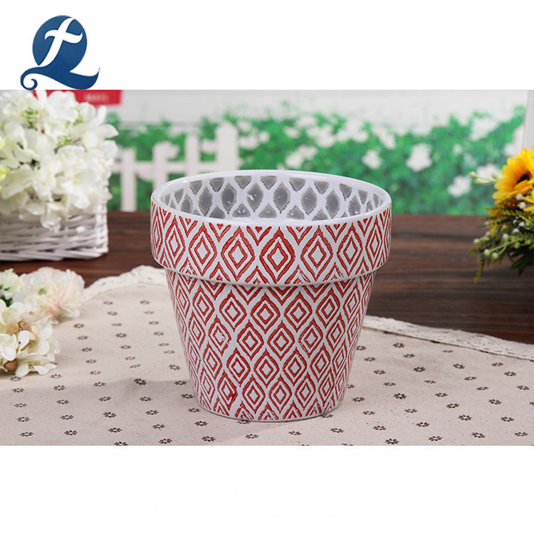 Ceramic Floor Pot