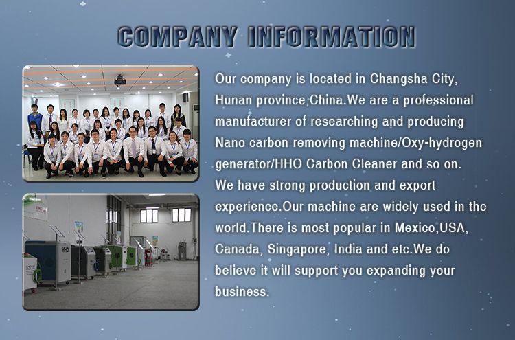 Oxygen Generator Advertise Car Wash