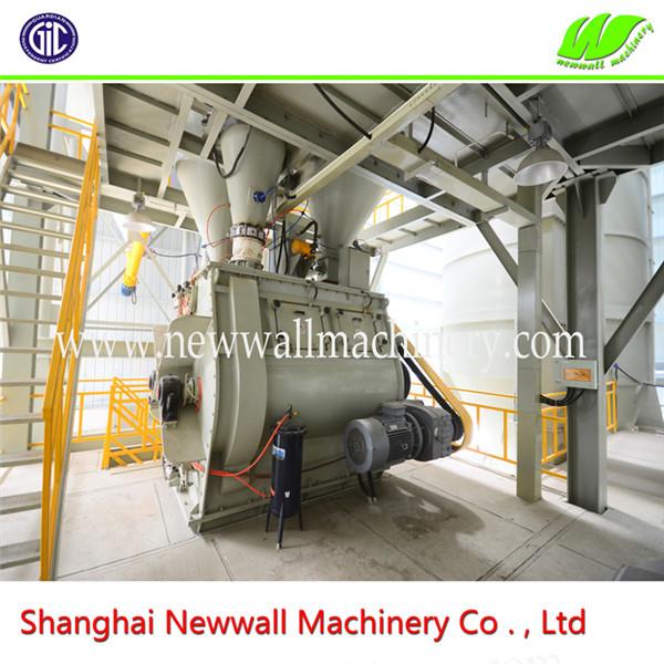 10tph Semi-Automatic Dry Mortar Production Line