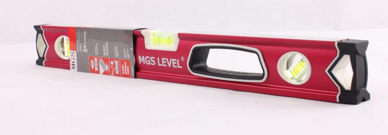 Red Color Professional Spirit Level (700910)