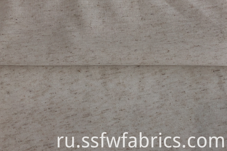Soft Comfortable Jersey Fabric