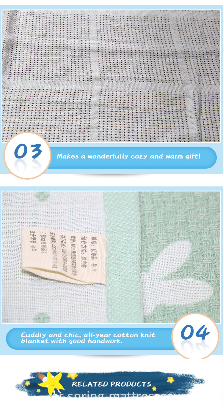 Printing Baby throw Blanket