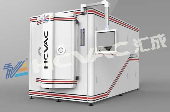 Hcvac Stainless Steel Metal Titanium Nitride Gold Vacuum Plating Machine, PVD System
