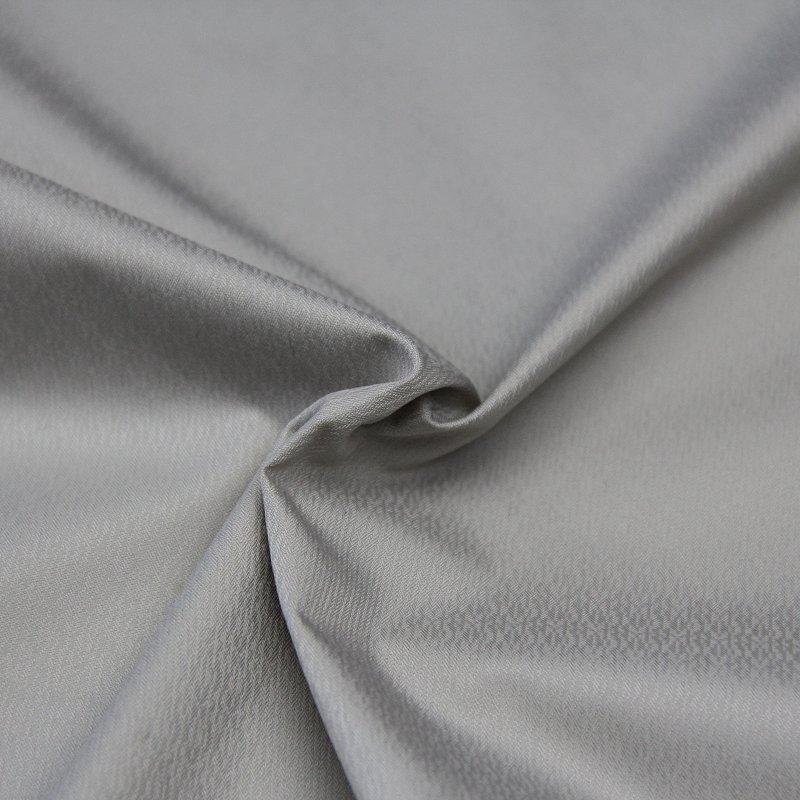 Dobby Polyester Pongee Fabric for Mens Garment
