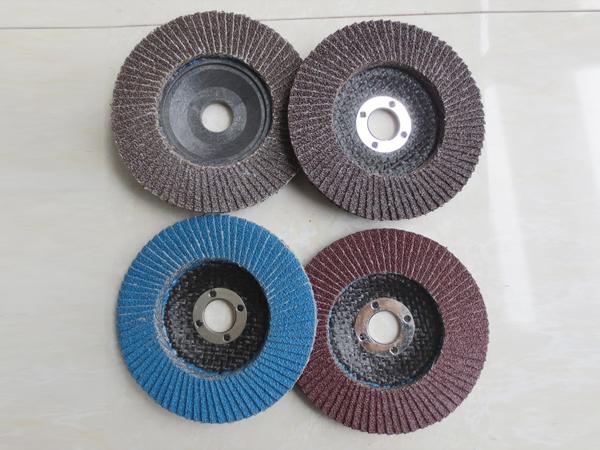 Hot Sale Abrasive Grinding Wheel / Abrasive Flap Disc
