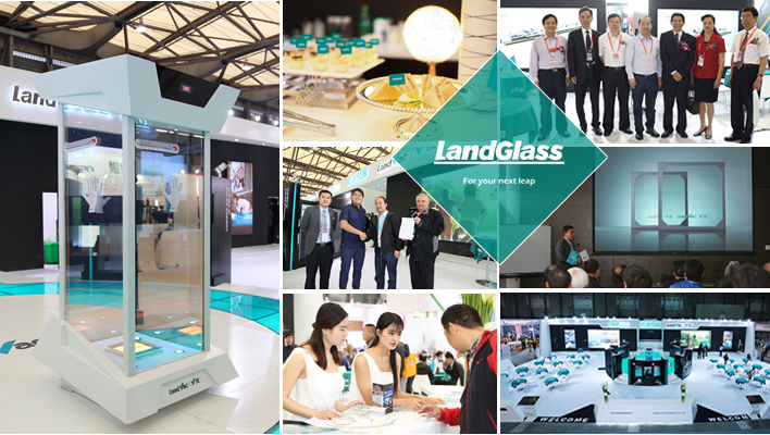 Landvac Glass Factory in China Condensation Free Vacuum Laminated Glass for Office Glass Walls