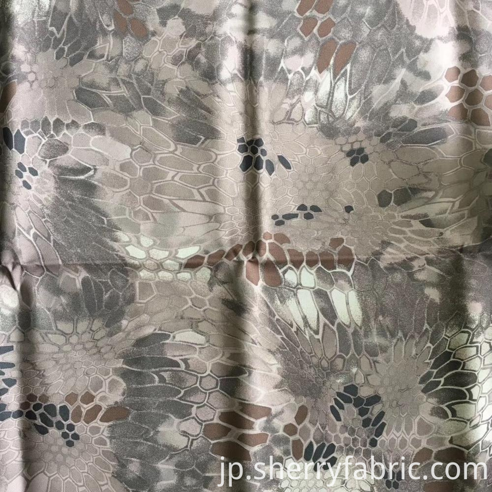printing oxford fabric for shirt
