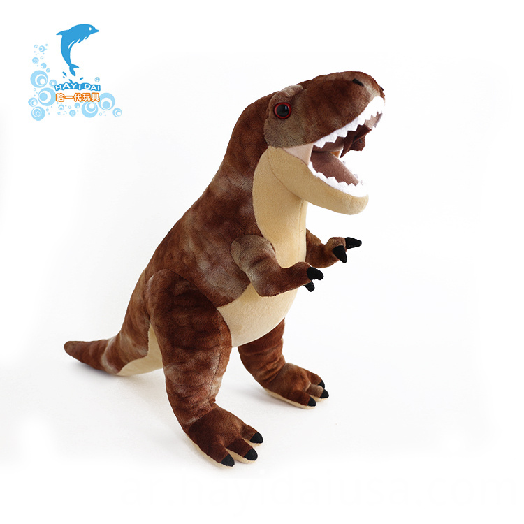 High quality dinosaur plush toys from Jurassic World