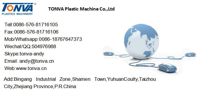 Economical One Machine of 5L Plastic Bottle Making Machine