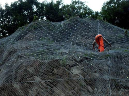 Andslide Protection Netting/Hexagonal Wire Netting