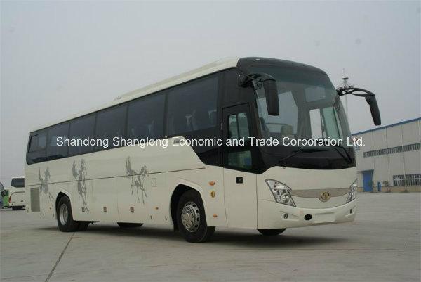 China 11 Meter Passenger Bus 55 Seats Coach