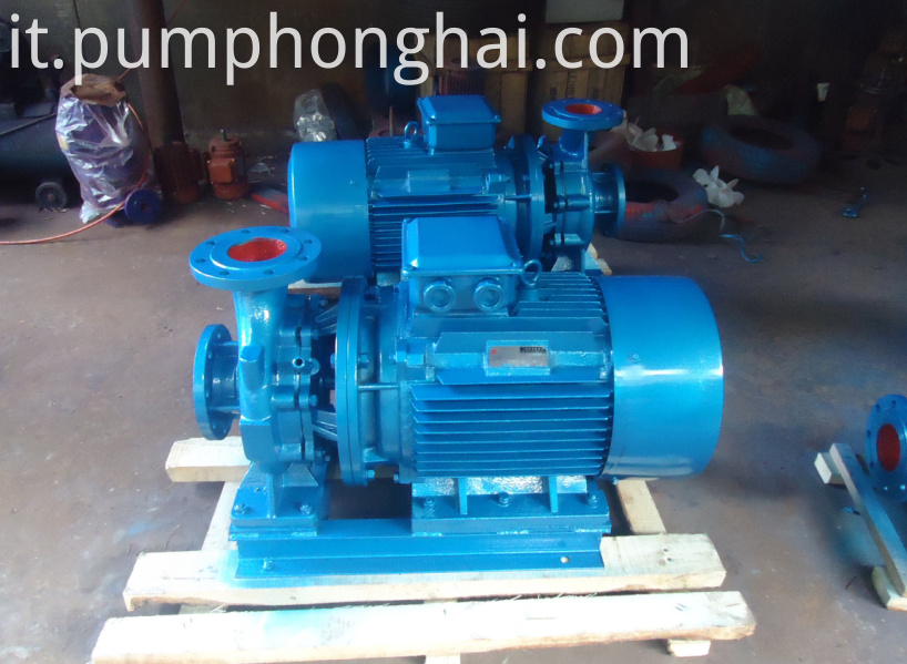 Recycle Water Pump