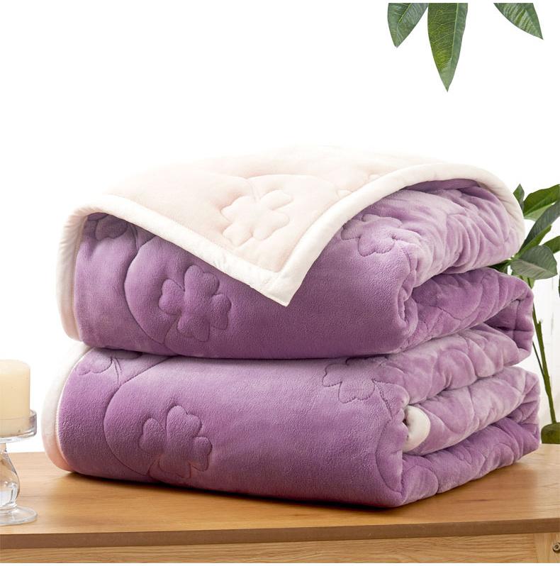Polyester Fleece Quilt