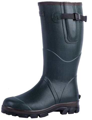 Good Quality Waterproof Men's Rubber Boots (2207N)