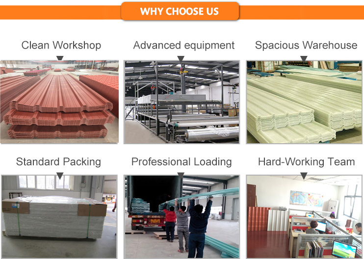 color lasting apvc roofing materials