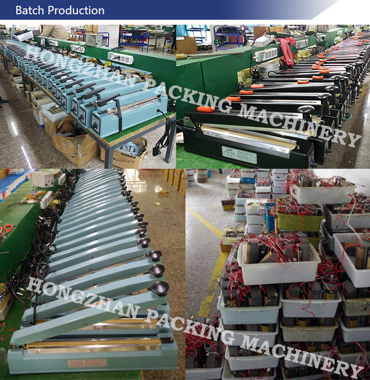 Factory Direct Sale Hand Sealer Heat Sealing Machine for Detergent and Print Material Packing with Quality Assurance