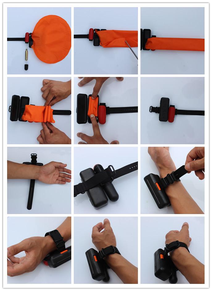 Ipump Small Swimming Lifesaving Equipment Device