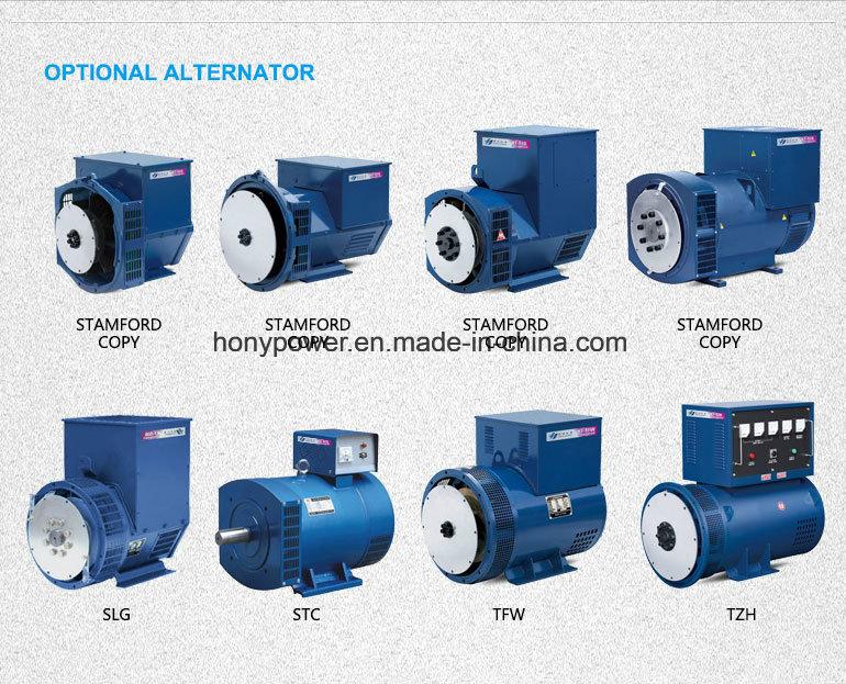 Stamford Copy Industrial Three Phase Brushless Synchronous AC Alternator (SLG Series 8-1250kVA)