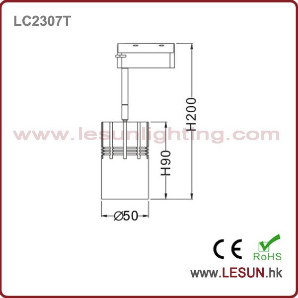 High Power 7W 15W 30W 20W COB LED Track Light