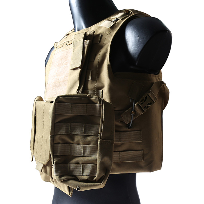 Airsoft Army Military Hunting Molle Combat Vest Nylon Tactical Vest