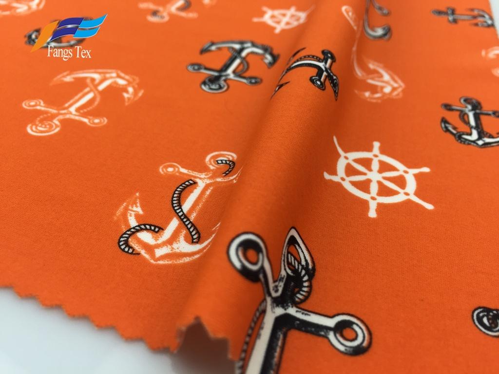 high quality printed swimwear fabric