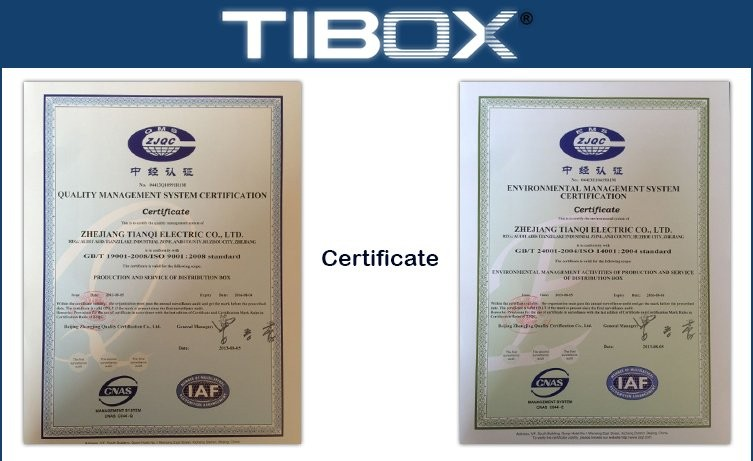 Steel Junction Box/IP41 Telephone Box