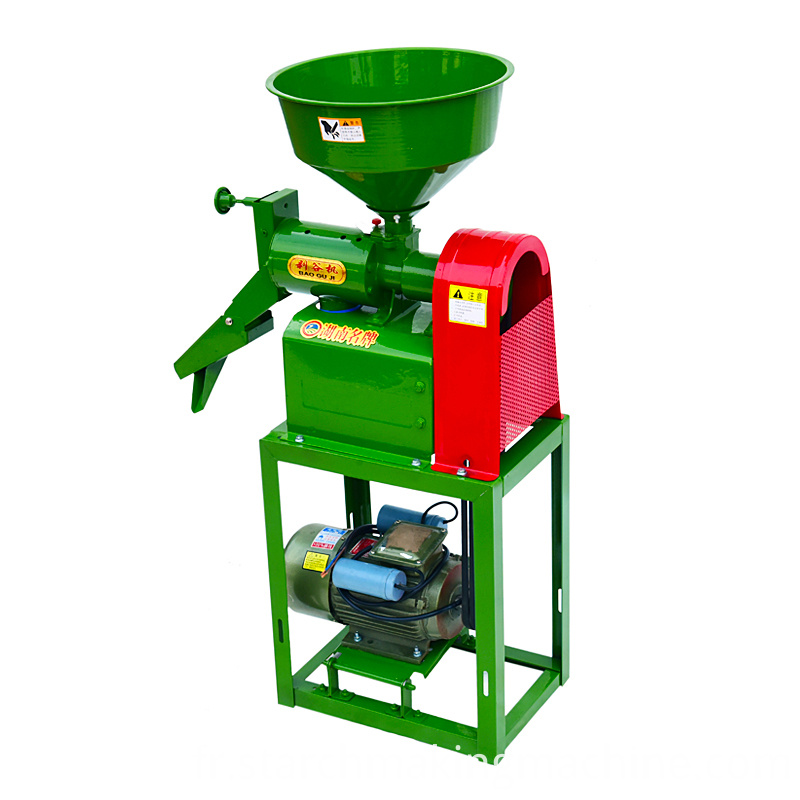 Mini Parboiled Rice Mill Machinery
