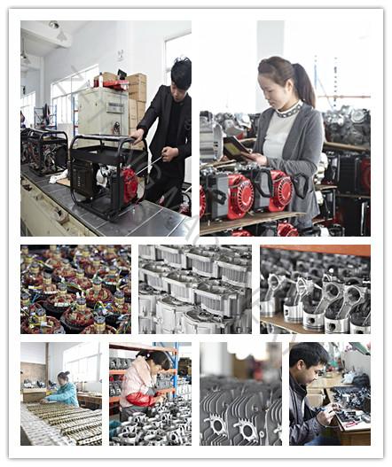 2500W Honda Type Air Cooled Gasoline Generator