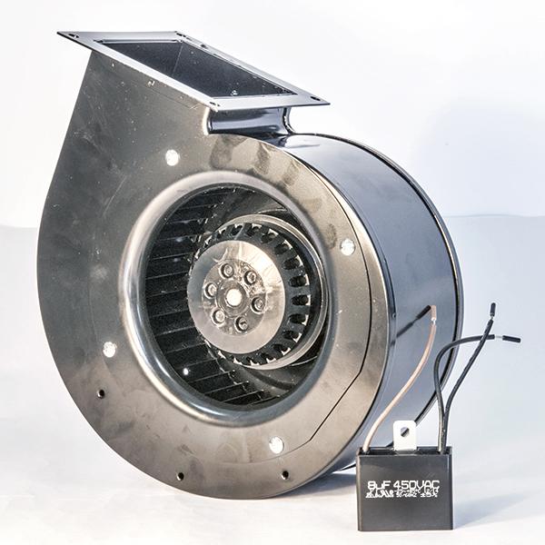 226mm Diameter X 130mm AC Centrifugal Ventilation Fan Acc-226130 Cooling Fan