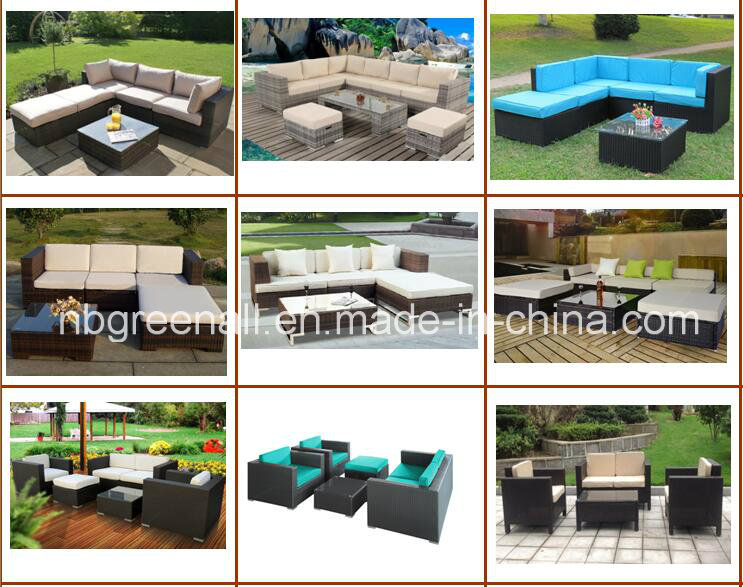 Outdoor Rattan/Wicker Sofa Garden Furniture