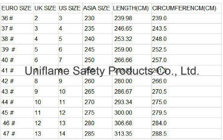 Ufa003 High Cut Steel Toe Cap Safety Boots