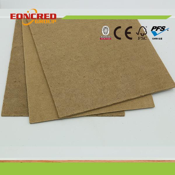 Hardboard 1220X2440mm Dark Brown Colour