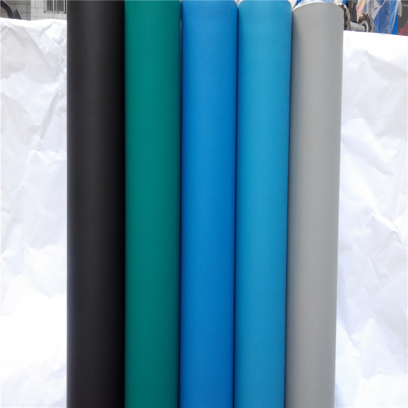 ESD Rubber Sheet, ESD Rubber Mat, Anti Static Rubber Sheet with Green, Blue, Grey, Black Color