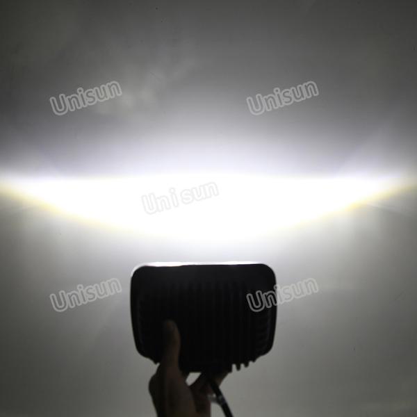 24V Rectangle 85W CREE LED High Low Beam Headlamp